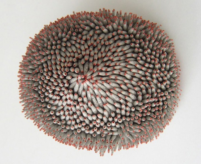 Скульптуры из отходов от Valerie Buess 15