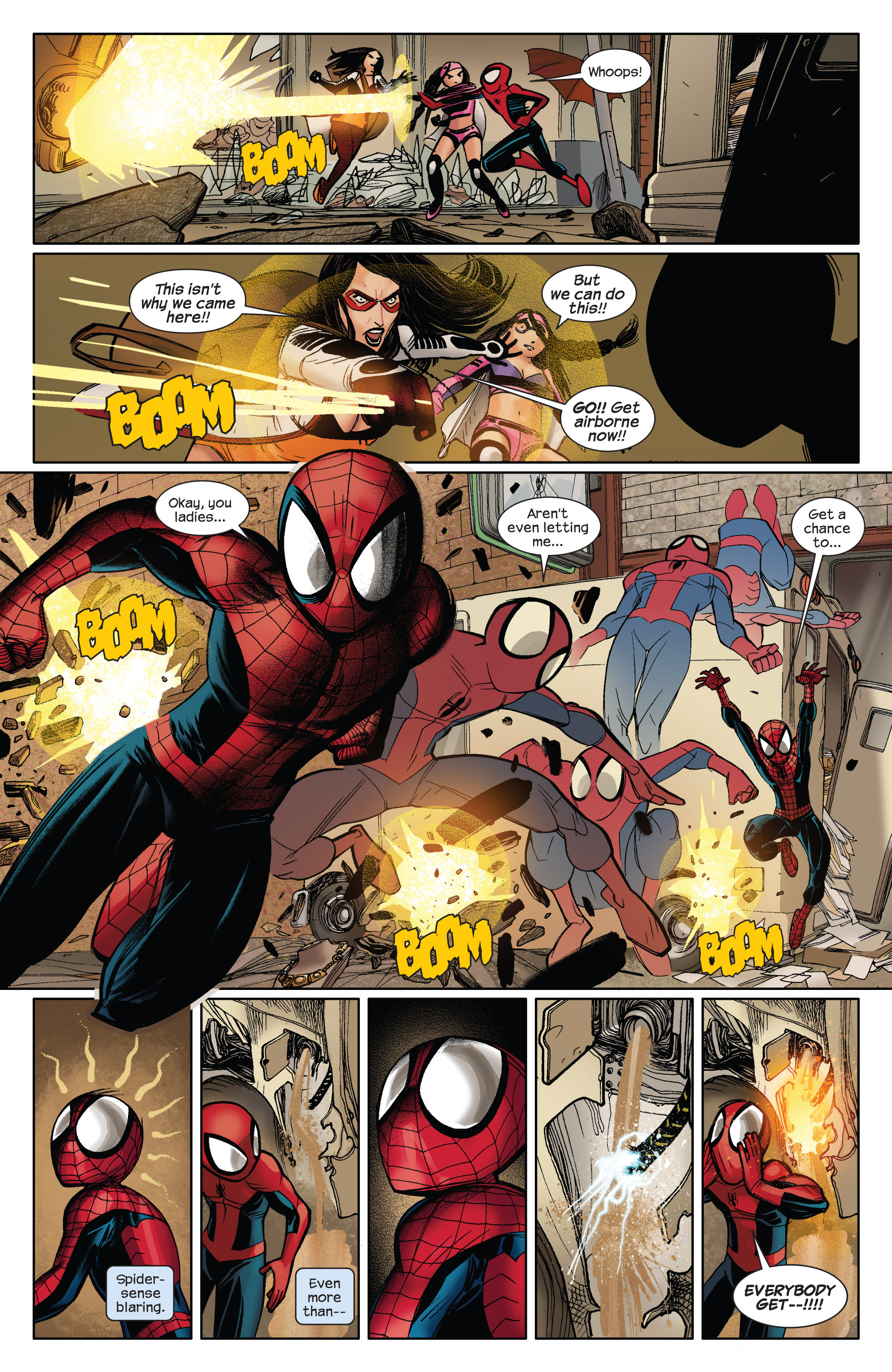 Read online Ultimate Spider-Man (2009) comic -  Issue #2 - 17