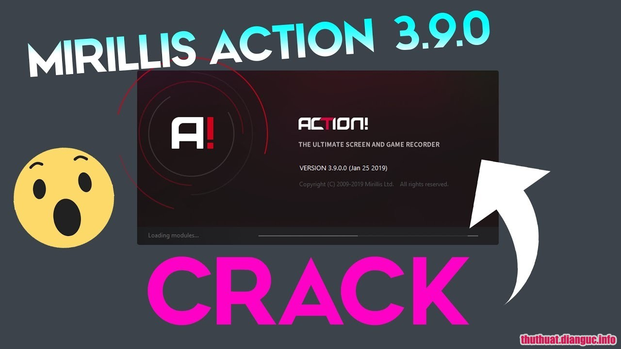 Download Mirillis Action 3.9.0 Full Cr@ck