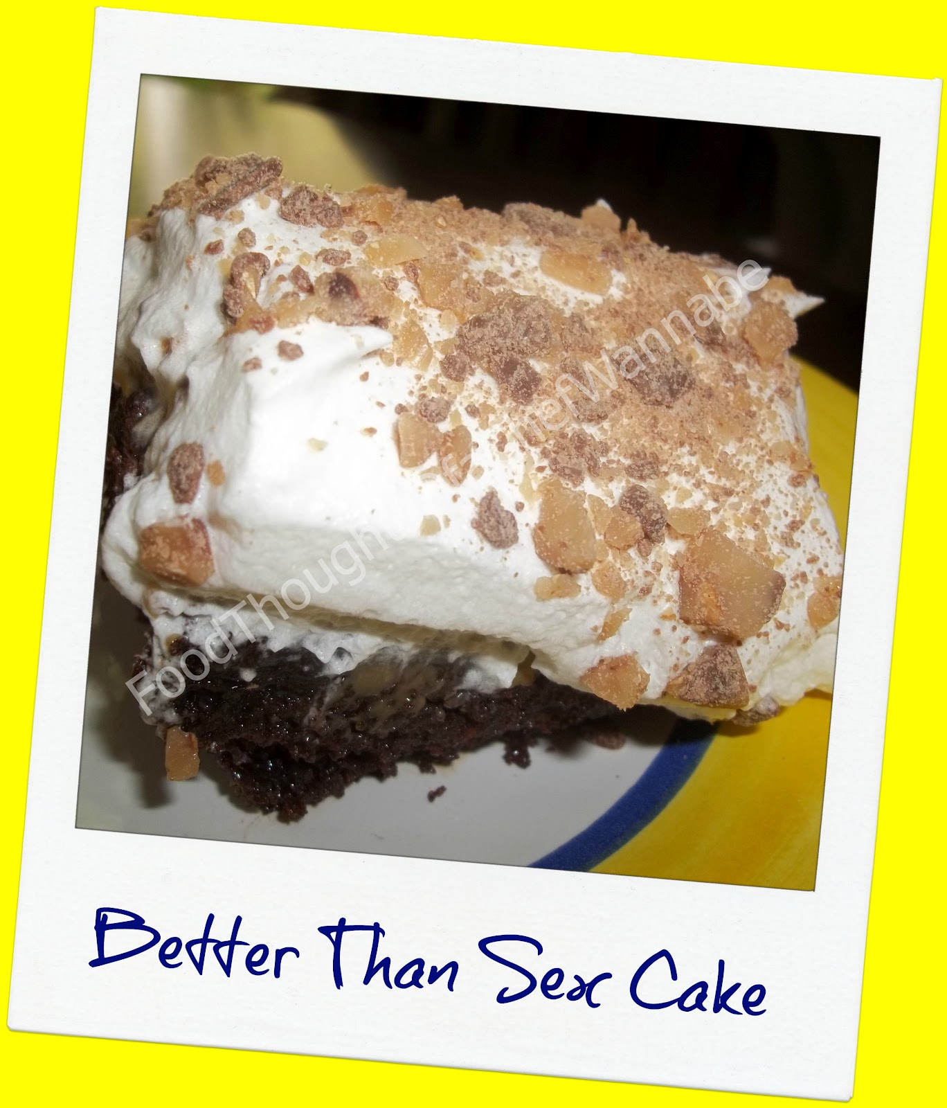 What is a sex cake information