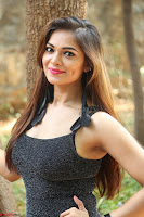 Aswini in lovely Deep Neck Sleeveless Black Dress Spicy Pics ~  Exclusive 44.JPG