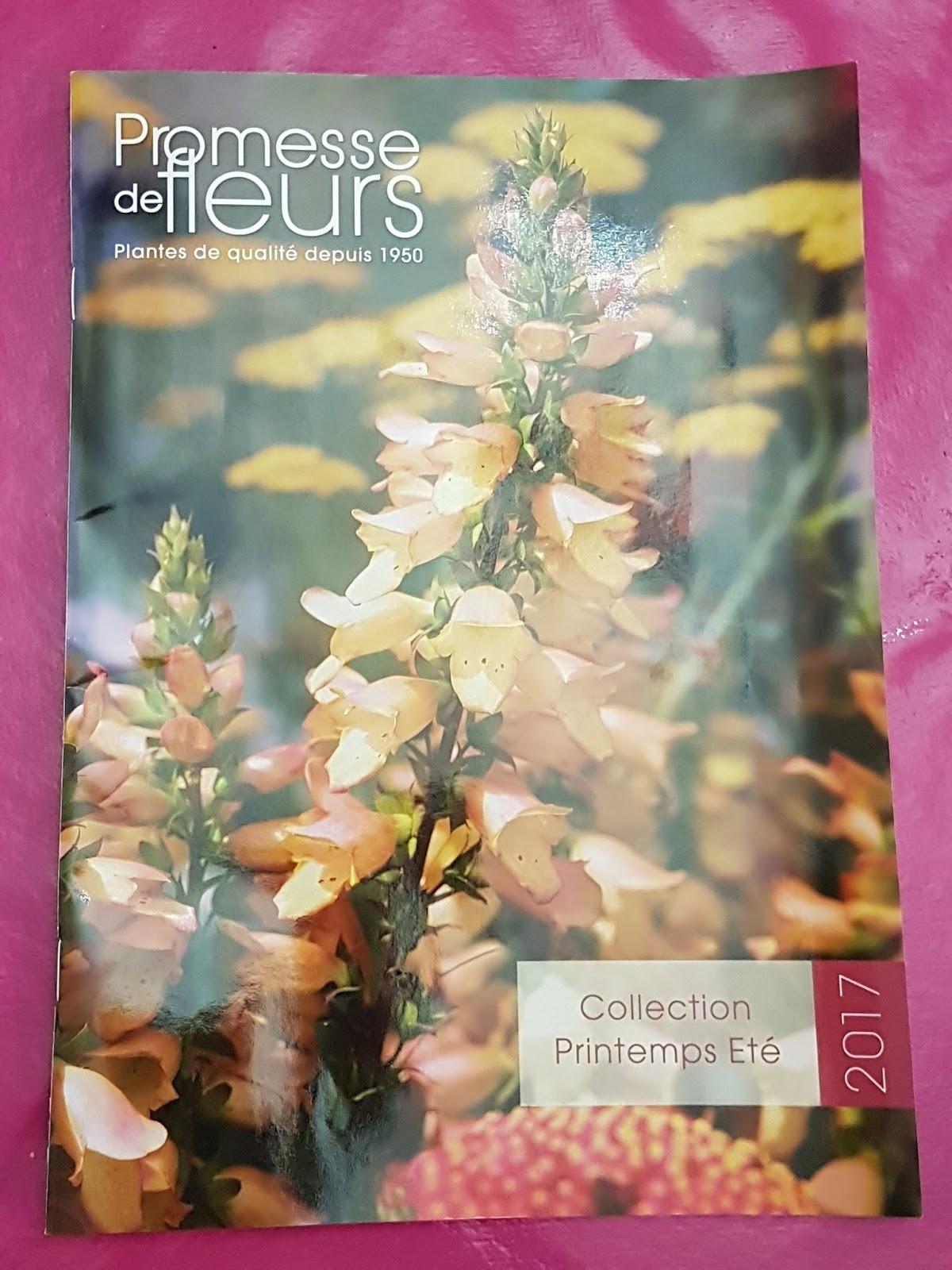 Le Jardin de Vérone ... New : Catalogue Promesse de Fleurs ...