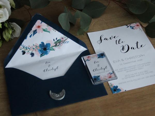 Unserer Hochzeitspapeterie! (Teil 1)