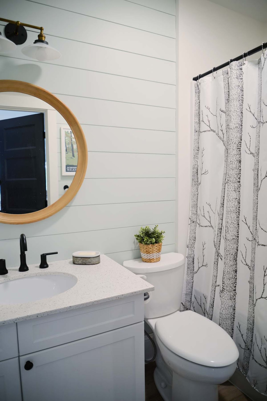 A Cottage Bathroom Redone  Rambling Renovators