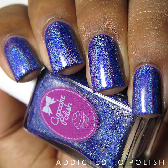 Cupcake Polish Metamorphosis Butterfly Collection