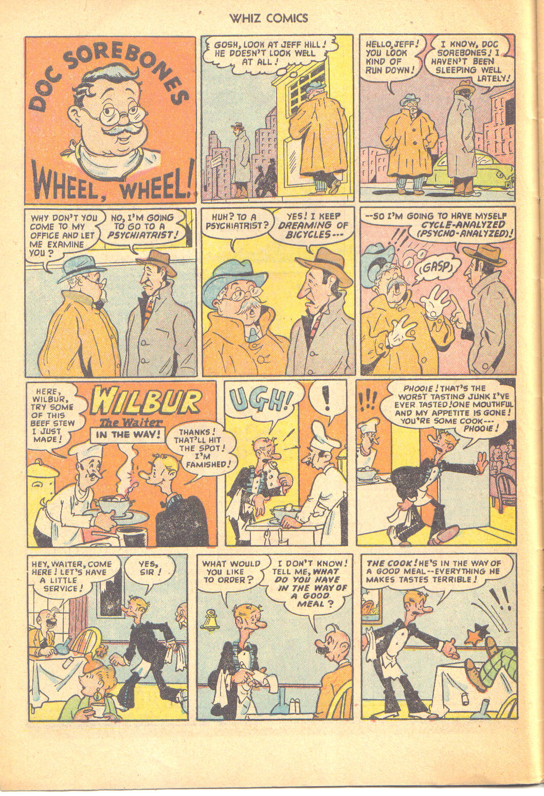 WHIZ Comics issue 147 - Page 10