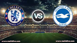 مشاهدة مباراة تشيلسي وبرايتون Brighton Vs Chelsea بث مباشر بتاريخ 20-01-2018 الدوري الانجليزي