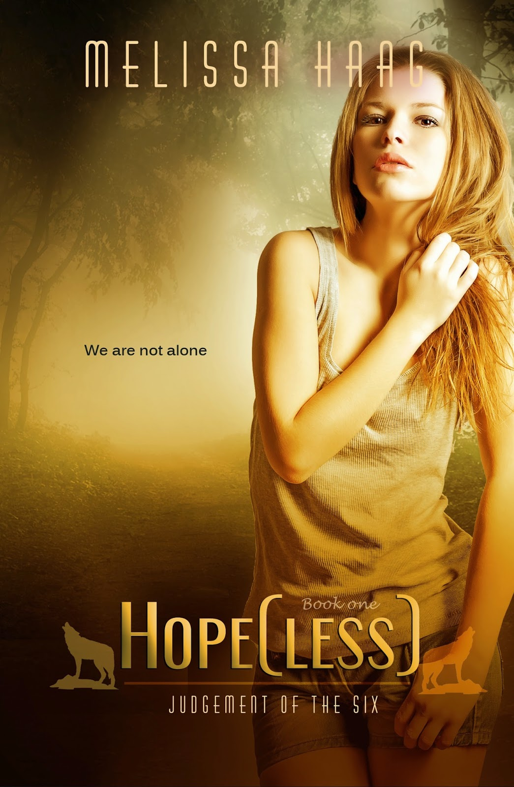 Hope(less) by Melissa Haag