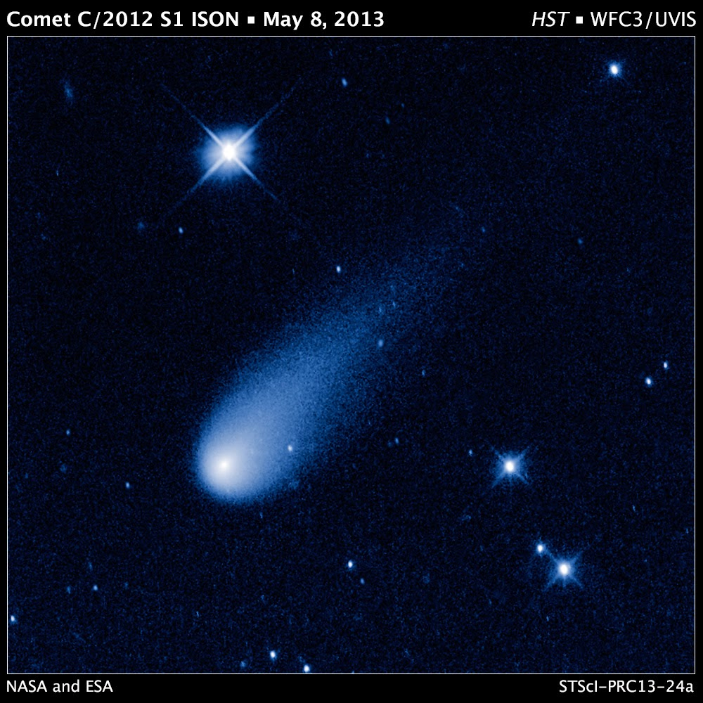 ดาวหางไอซอน ISON