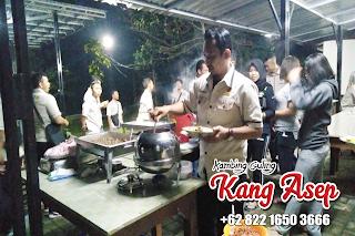 pondokan Catering di Bandung