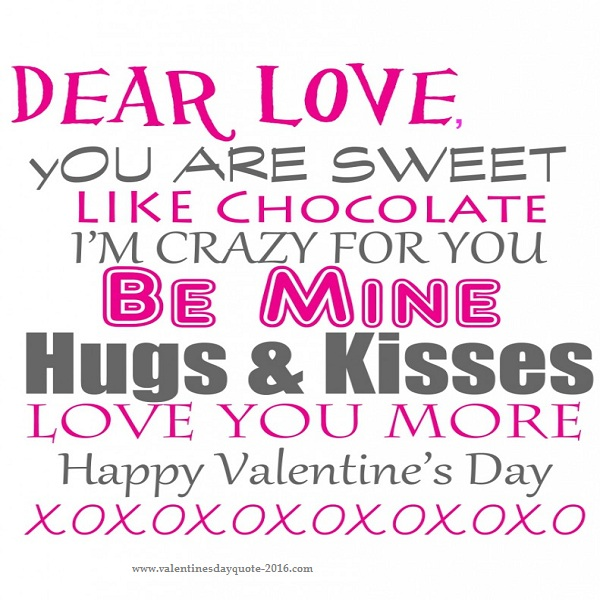 2017 Velentine Day Romantic Images, Love Letters