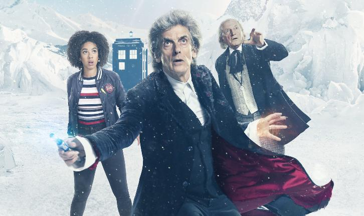 Doctor Who - Christmas Special 2017 - Promos, Sneak Peek & Promotional Photos *Updated 8th December 2017*
