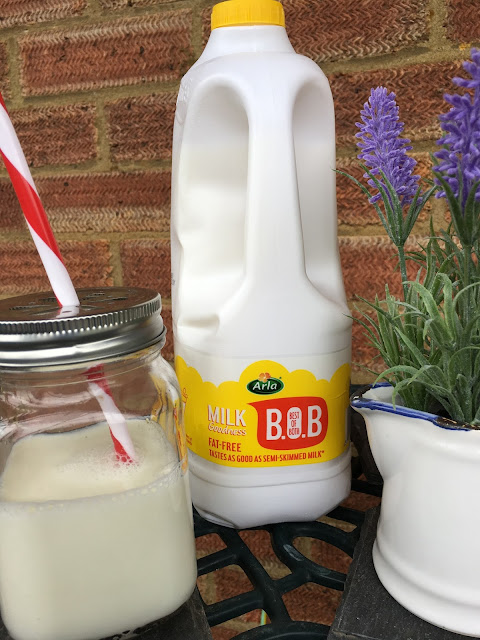 Arla BOB Best of Both milk