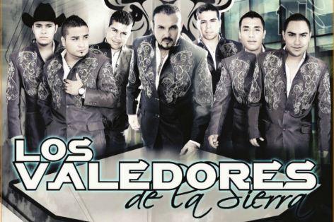 Los Valedores De La Sierra - No Te Vayas (2013) - www.BajarCorridos.com