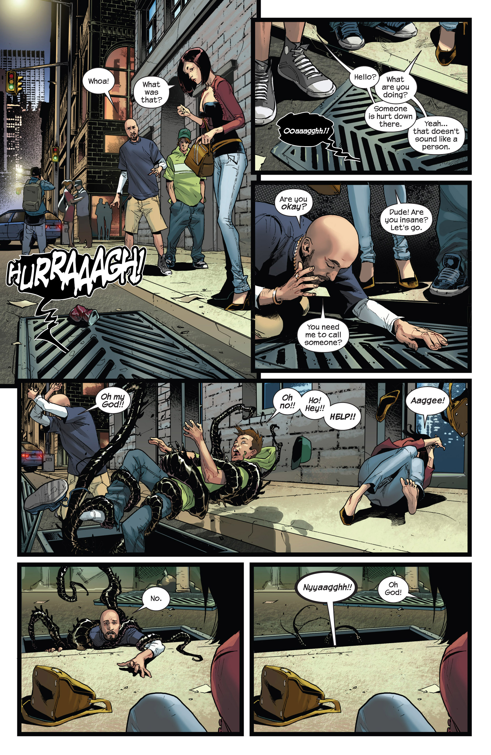 Read online Ultimate Comics Spider-Man (2011) comic -  Issue #21 - 11