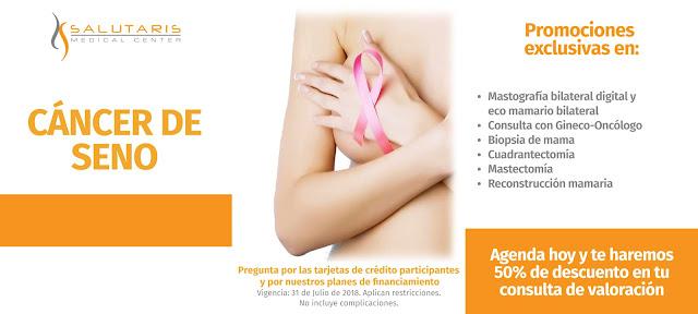 Promociones Cancer de Seno Guadalajara Mexico