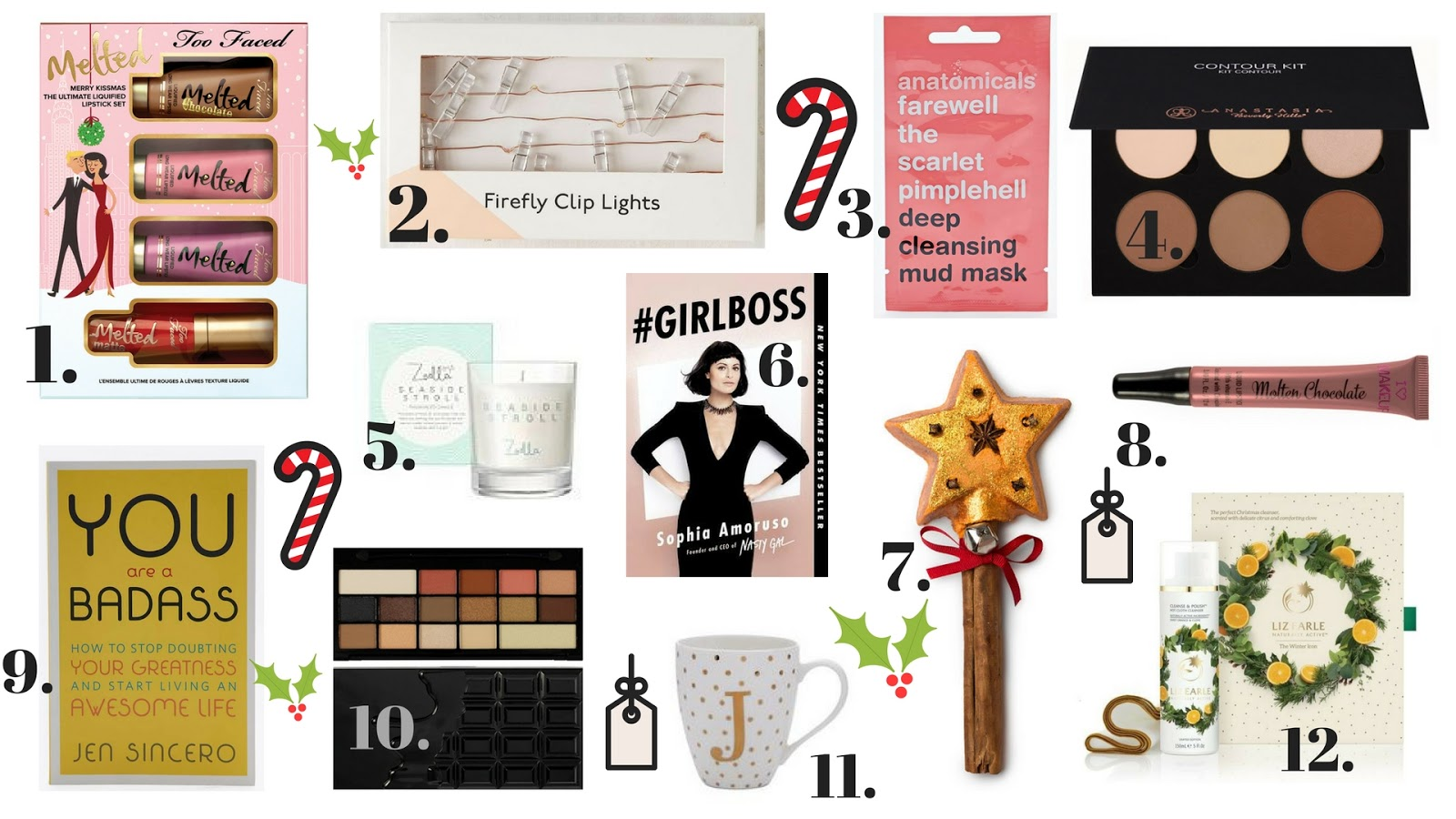 Last Minute Stocking Fillers For Her