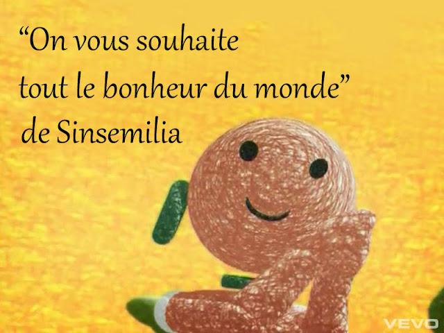 """Chant : """"Tout le bonheur du monde"""" de Sinsemilia"""
