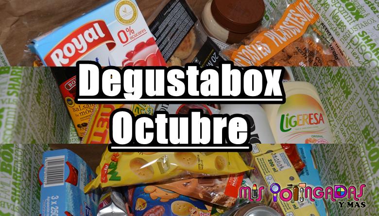 Degustabox | Octubre 18 | Colaboración
