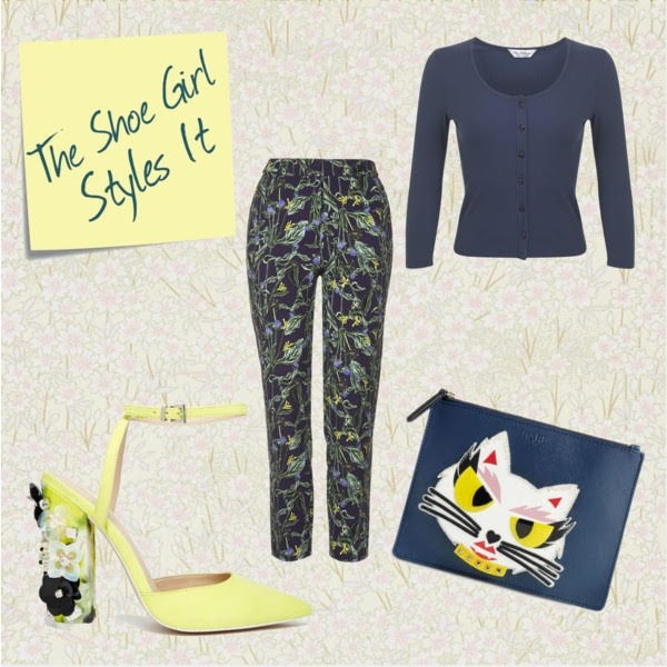 Polyvore outfit set containing ASOS Performer shoes