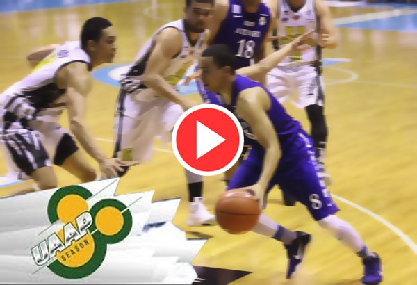 Watch UAAP Season 80 Men's Basketball Live Streaming