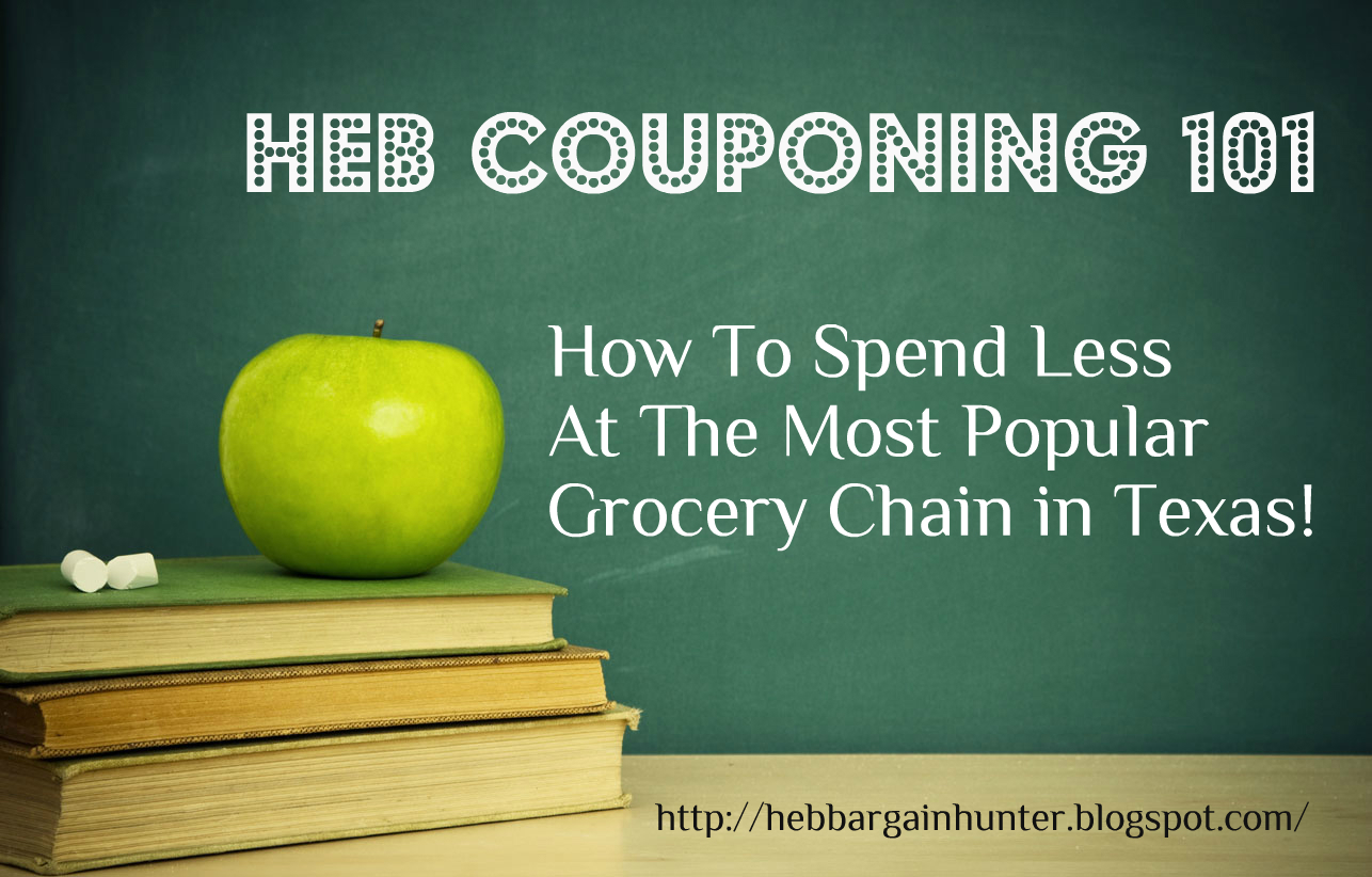 Learn Heb Couponing