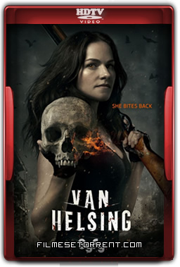 Van Helsing 1 Temporada Legendado Torrent 2016 HDTV 720p 1080p Download