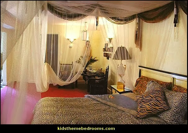Jungle Theme Bedrooms   Safari Jungle Themed Wild Animals   Jungle Animals  Wild Safari Bedroom Ideas