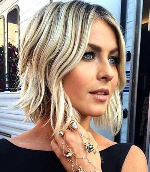 Enjoyable New Stylish Bob Haircut 2015 For Girls Jere Haircuts Short Hairstyles Gunalazisus