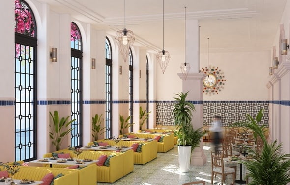 nhà hàng 5 sao tại summerland mũi né phan thiết