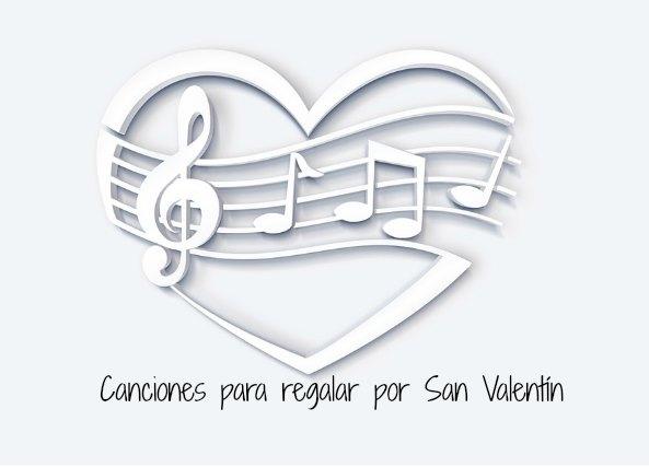 regalar canciones, regalos especiales, canciones de amor