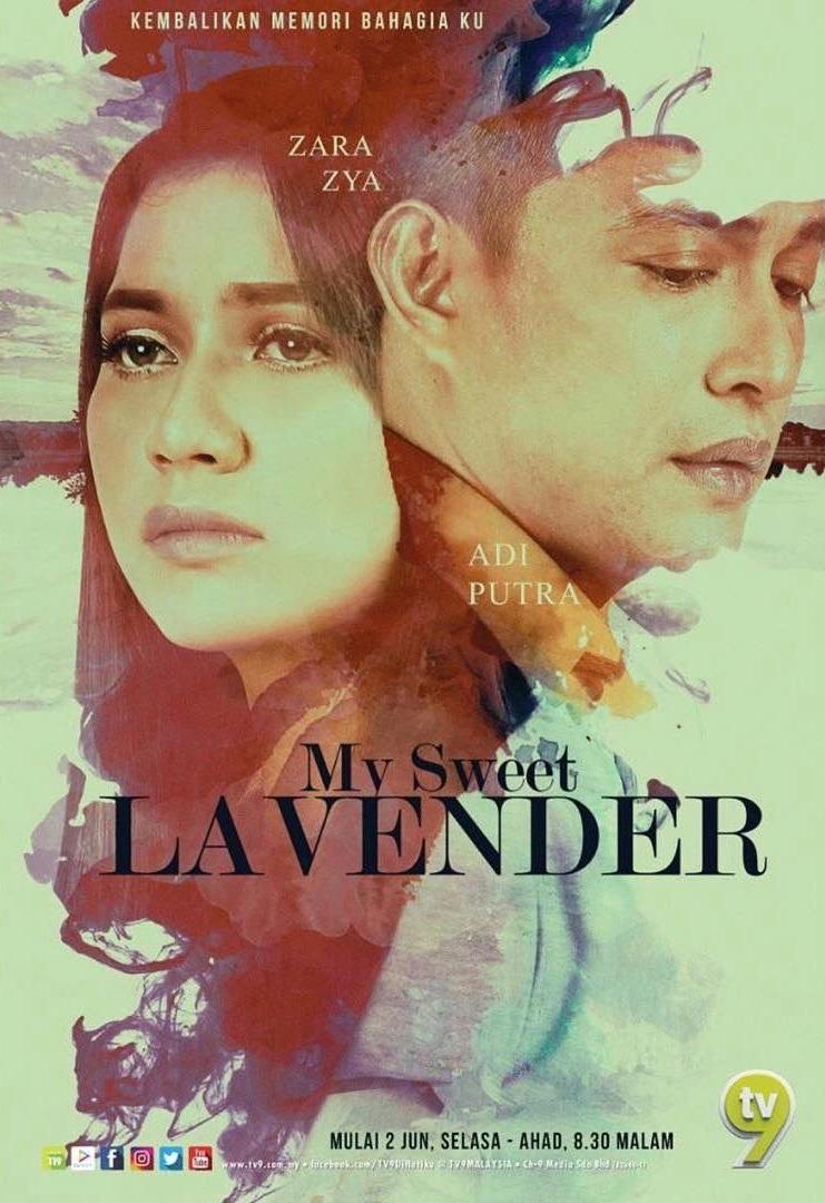 Drama My Sweet Lavender Di TV9