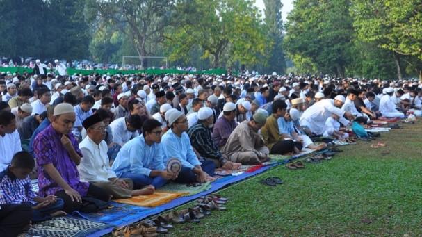 Jadwal Tempat dan Khotib Sholat Idul Fitri 1438 Hijriyah PDM Jember