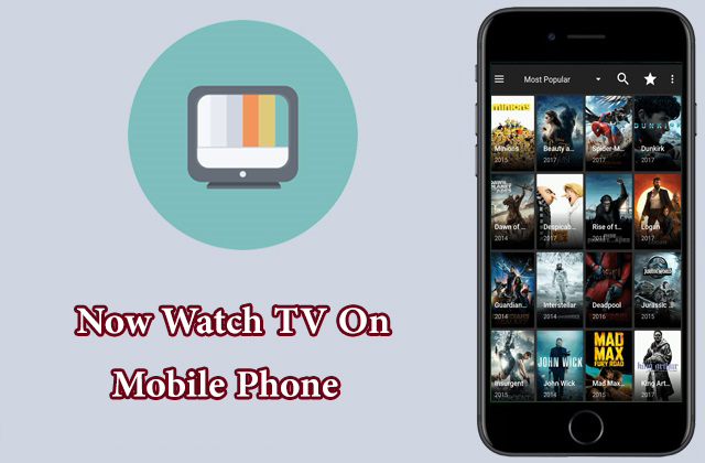 Watch Live TV On Android Mobile Phone - Top Apps For Android - 2019