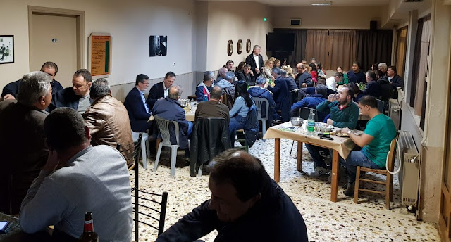 Σε 14 κοινότητες η Δημοτική Ομάδα Συνεργασίας - Καραγιάννης: Και τα χωριά μας, μας δίνουν παράσταση νίκης