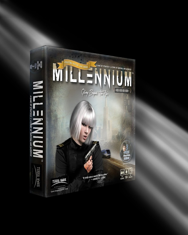 Board Game Heaven - The New Millennium Challenge