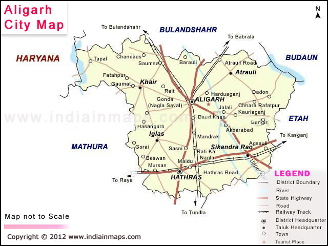 India In Maps December 2012