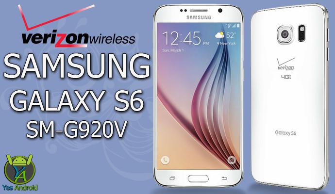 Download G920VVRU4CPK2 | Galaxy S6 (Verizon) SM-G920V
