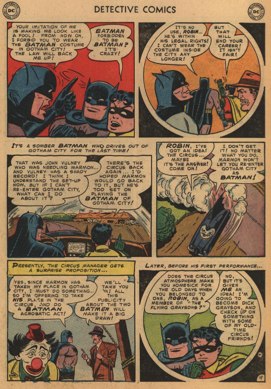Detective Comics (1937) 195 Page 10