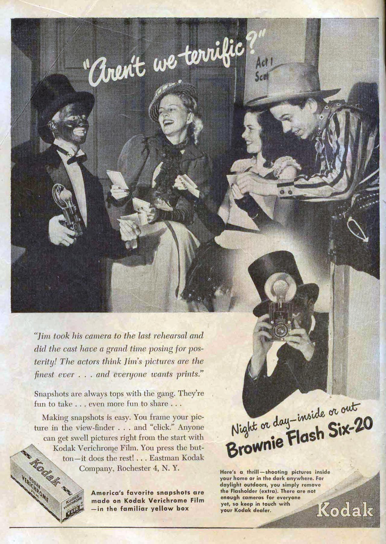 Read online Detective Comics (1937) comic -  Issue #118 - 2