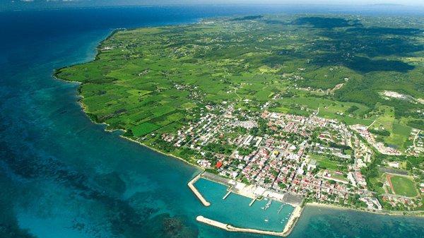 Séjour sur l'île de Marie Galante