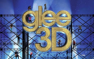 glee 3d movie poster review