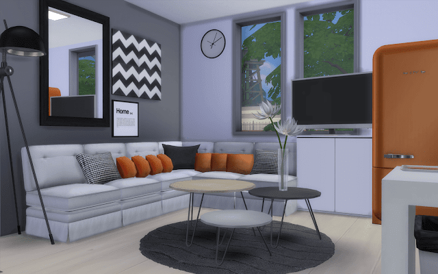 scandinave sims 4