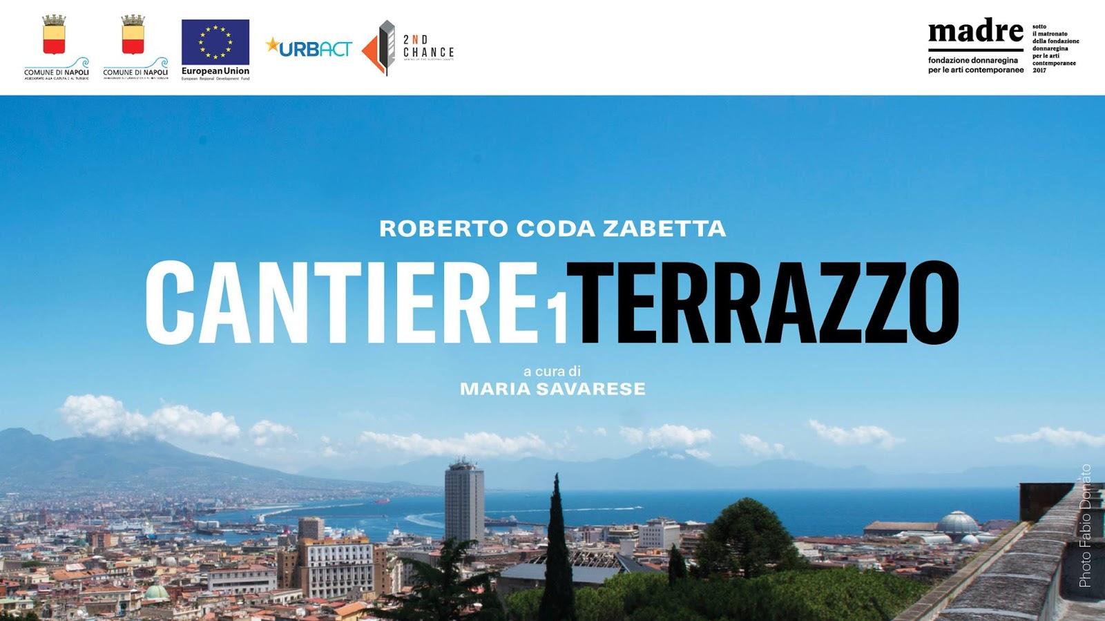 ARTE CULTURA: Cantiere 1 / Terrazzo