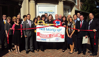 ribbon cutting participants (see listing below)