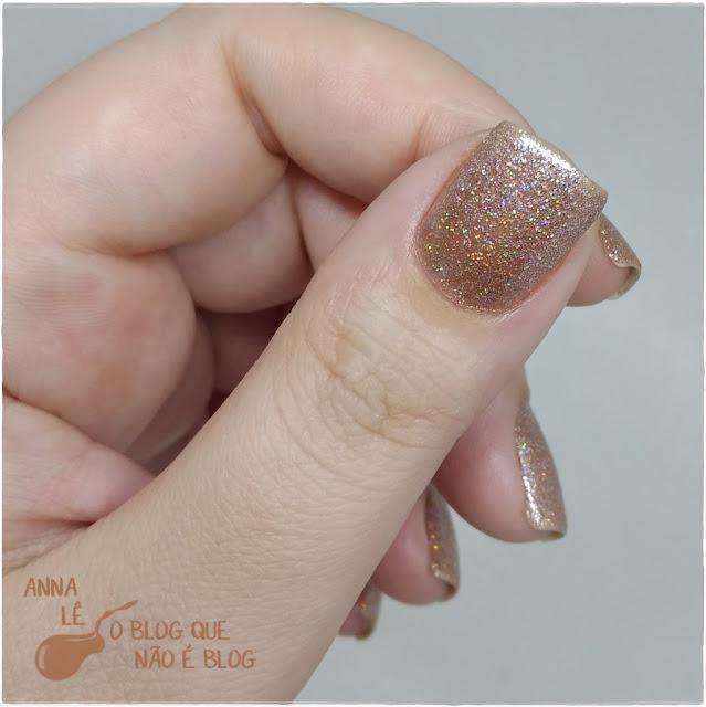 Esmalte Cara de Rica Nati Ana Paula Vilar Manicure