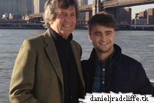 Daniel Radcliffe on The South Bank Show