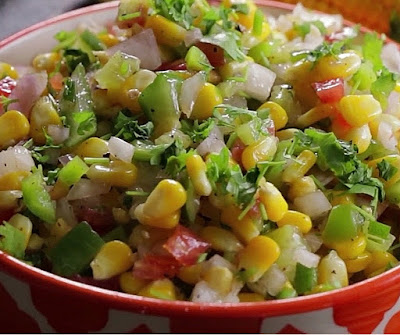 how to make american corn salad