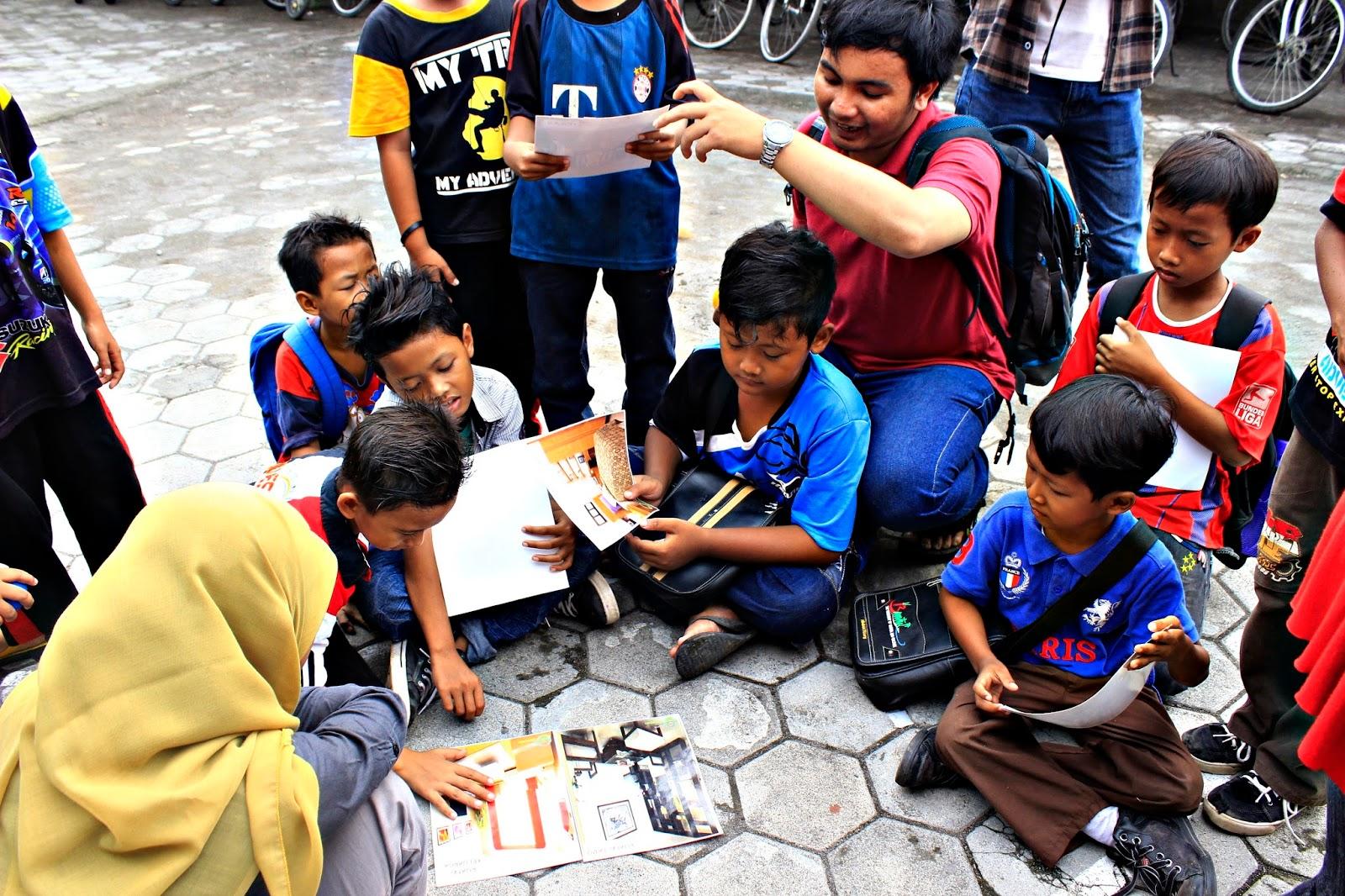 pos listrik sekolah berjalan book for mountain sd sribit bambanglipuro bantul