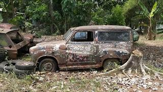 Dijual Bahan Austin A40 Station Wagon 1957